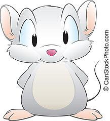 mus, cartoon