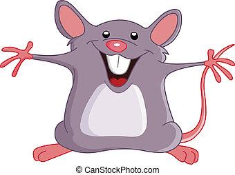 mus, glade