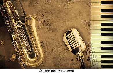 musik, tilsmuds, baggrund