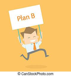 ny mand, firma, proactive, strategi