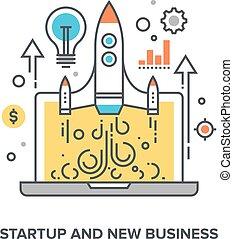 nye, startup, firma