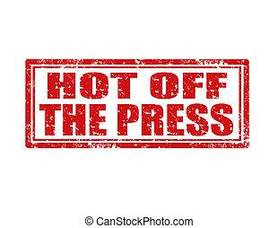 off, press-stamp, hede
