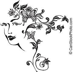 ornamental, komposition