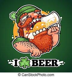 patrick, øl