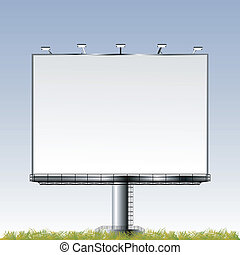 plakattavle, udendørs, bedre