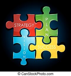 plan, strategi, firma