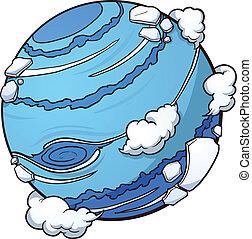 planet, neptune