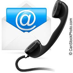 post, telefon