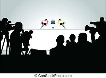 pressekonference