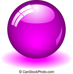 purpur, bold