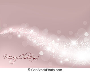 purpur, lys, abstrakt, jul, baggrund