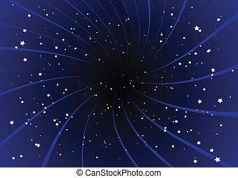 purpur, stars., briste