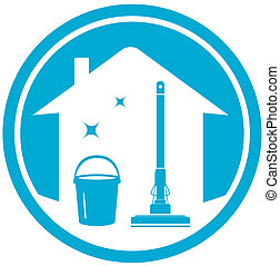 rens hus, ikon