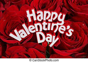 roser, dag valentines, glade