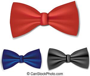 sæt, bow-tie