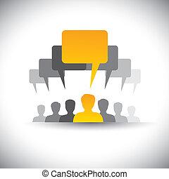 sammenkomster, denne, selskab, abstrakt, stab, og, graphic., møde, sociale, leder, folkets, sammenslutning, planke, vektor, ansatte, grafik, student, stemme, iconerne, ledelse, -, medier, osv., det gengi'r, også, eller, kommunikation
