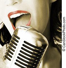 sanger, retro