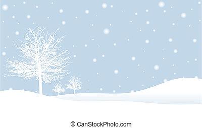 scene vinter