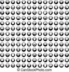 set170, 170, iconerne, sæt