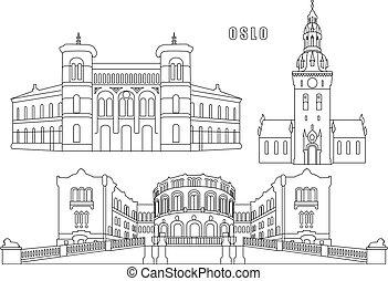 side, byen, coloring