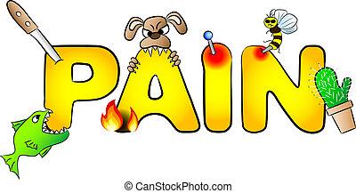 smerte, smerte, mange