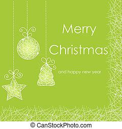 smukke, card christmas