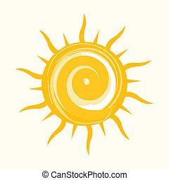 sol, ikon