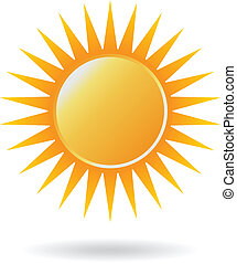 sol, magt, logo