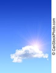 sol, sky