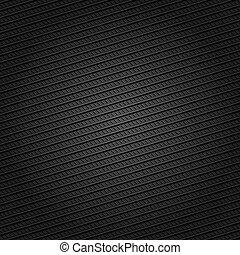 sort baggrund, linjer, jernbanefløjl, prikket