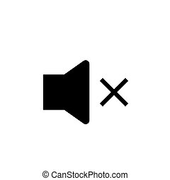 sort, taler, illustration, vektor, ikon, symbol, rumfanget, lejlighed, konstruktion