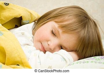 sove barn