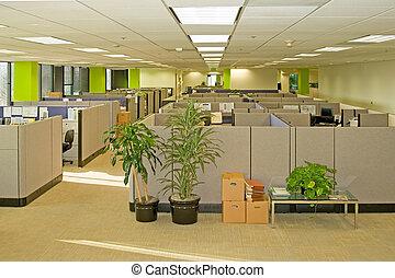 spaces, kontor