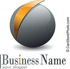 sphere, 3, logo