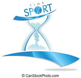 sport, tid
