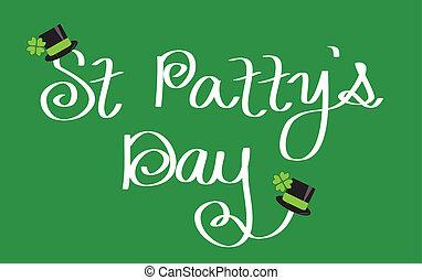 st.. patrick's dag