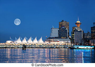 sted canada, vancouver