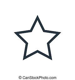 stjerne, udkast