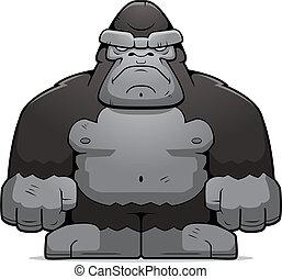 stor, ape