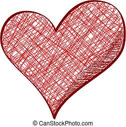 stram, hjerte