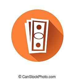 symbol penge