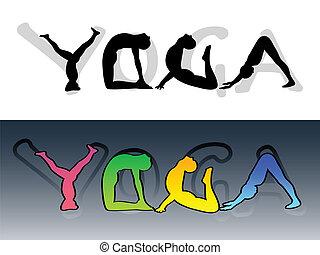 symbol, yoga