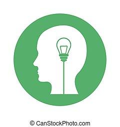 tanker, image, konstruktion, ideer, figur