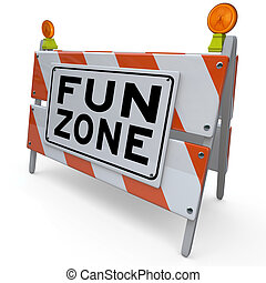 tegn, konstruktion, morskab, legeplads zone, barrikade, børn