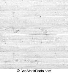 tekstur, træ, fyrre, baggrund, hvid, planke