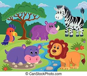 topic, image, 2, dyr