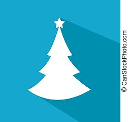træ christmas, baggrund
