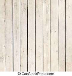 træ, hvid, vektor, planke, baggrund