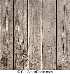 træ, vektor, planker, tekstur, gulv