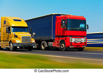 transport, fragt